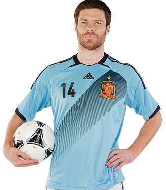 Blue Spain Euro 2012 Kit