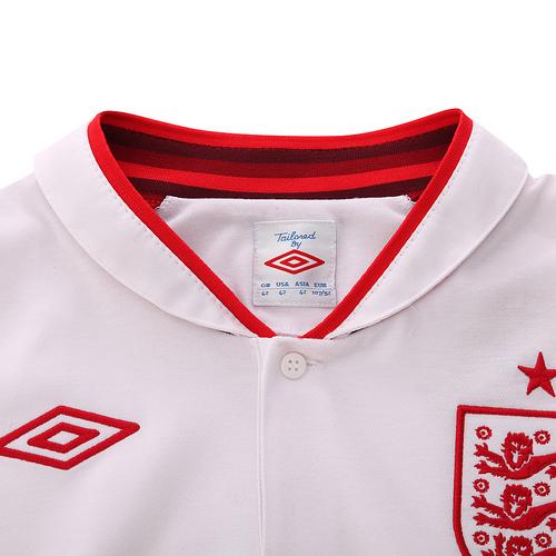 New England Euro 2012 Jersey