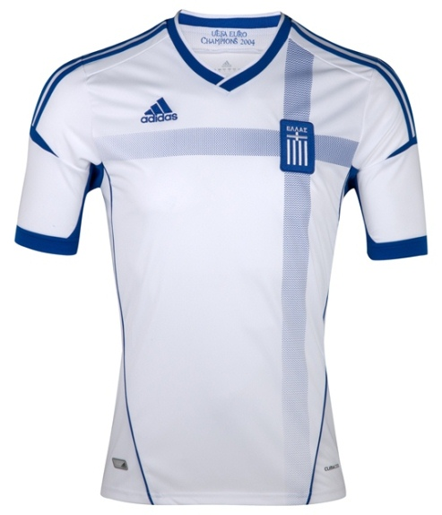 Greece Euro 2012 Shirt