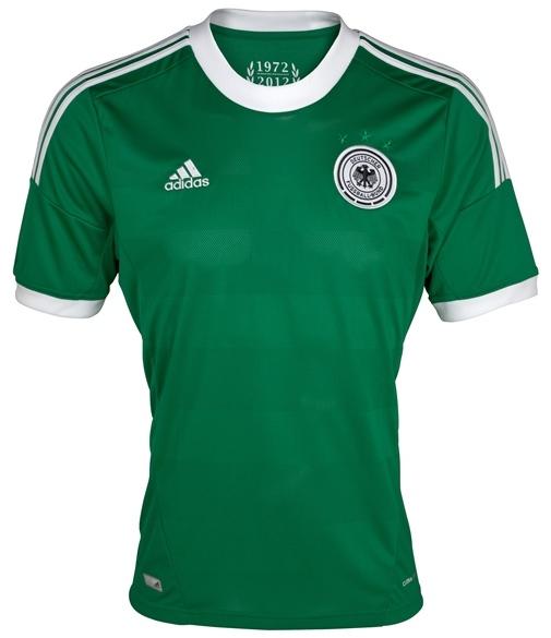 Green Germany Kit Euro 2012