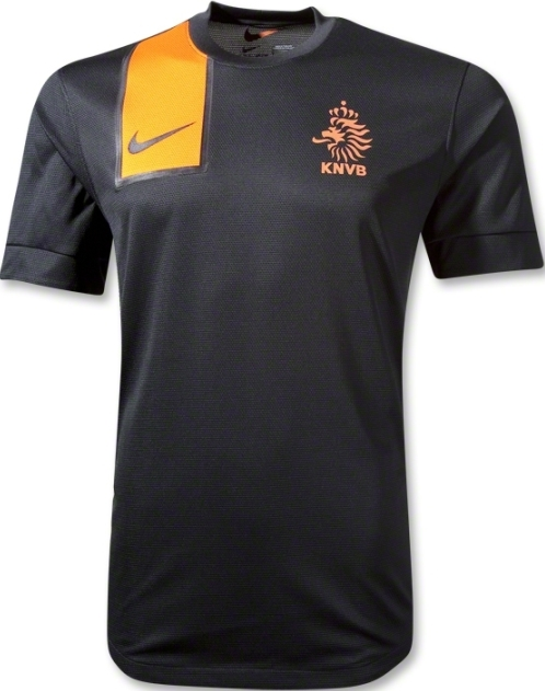 New Holland Black Jersey Euro 2012