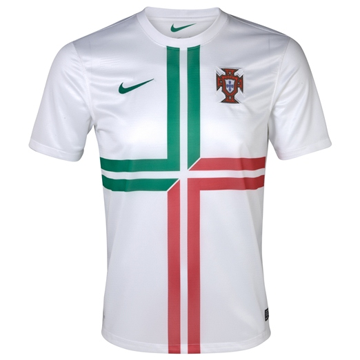 quality design 0b8bf 6b410 New Portugal Jersey Euro 2012 Nike
