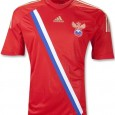 Here is a look at the Euro 2012 Russian jersey, Russia's new Euro 2012 home shirt which will be worn by the Russian national team at Euro 2012. The new...