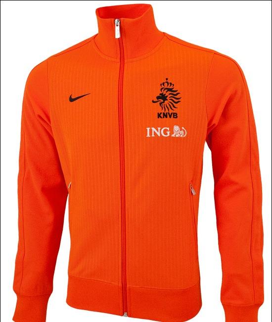 Holland Euro 2012 Jacket