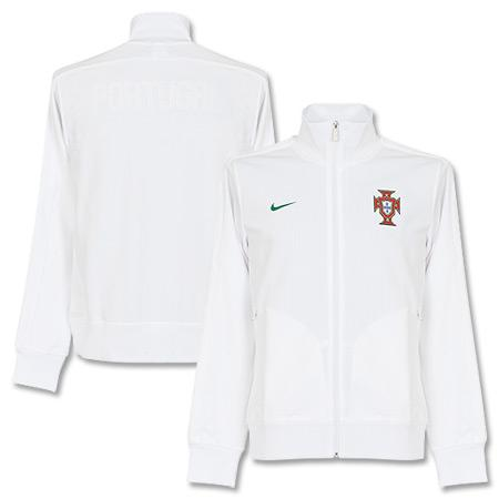 White Portugal N98 Jacket 2012