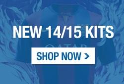 New Kits 14/15