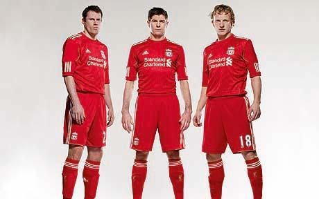 New 2012/13 Liverpool FC Away Kit made by Warrior - Anfield Online