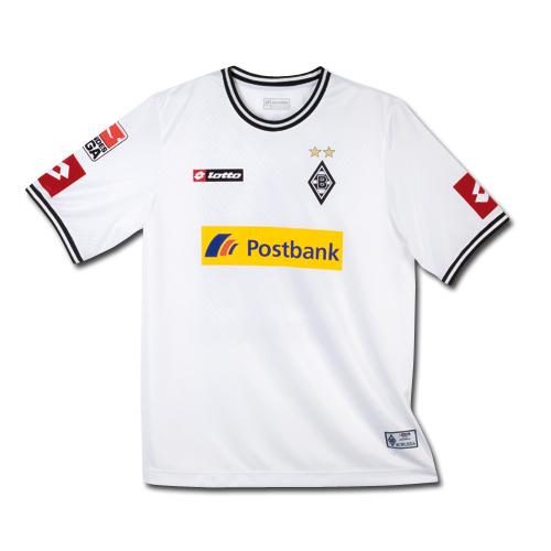 Borussia Monchengladbach Home Shirt 2010