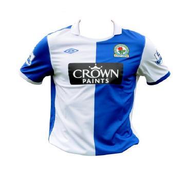 Blackburn Rovers Shirt 10-11
