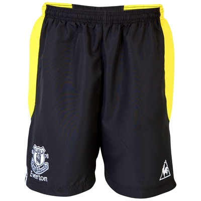 Everton GK Shorts 10/11