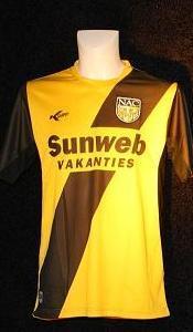 NAC Breda Home Shirt