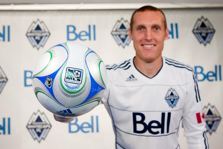 Vancouver Whitecaps MLS 2011 Jersey