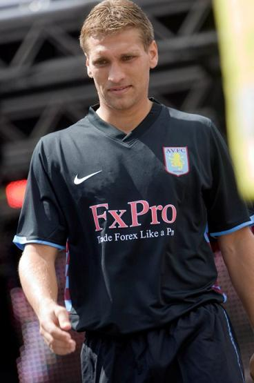 Aston Villa Away Strip