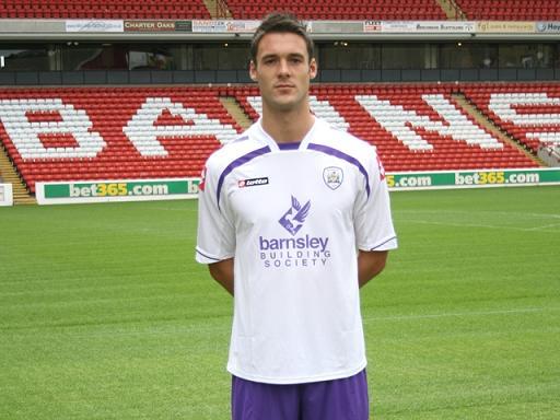 Barnsley Away Kit 10-11
