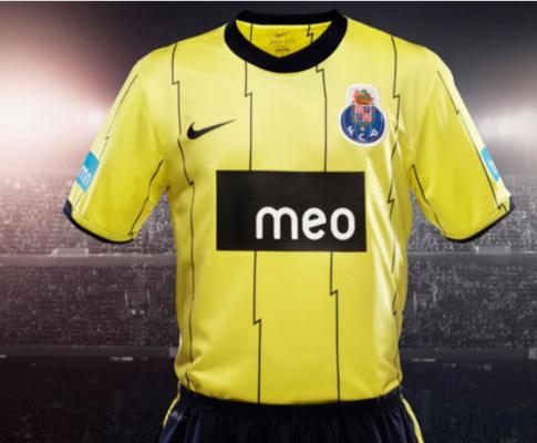 FC Porto Away Jersey