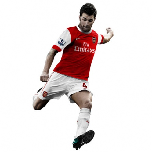 Fabregas Arsenal Strip