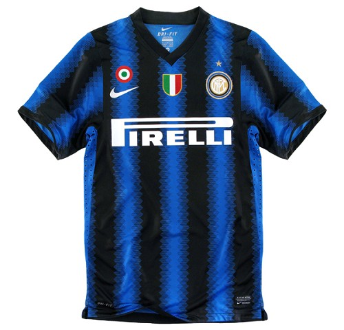 Inter Home Shirt 10/11