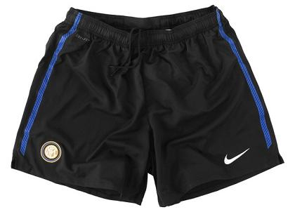 Inter Home Shorts Black