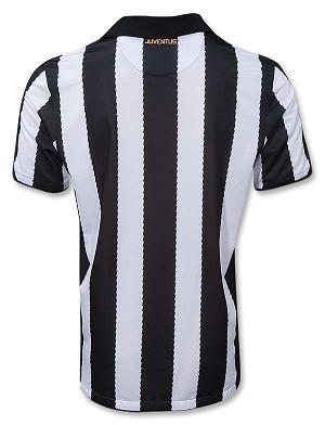 Juventus jersey back