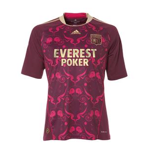 Lyon Away Shirt 10-11