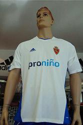 Real Zaragoza 2010 Jersey Home