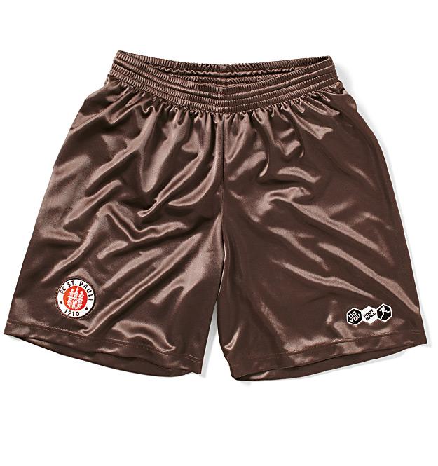 St.Pauli Home Shorts 10-11