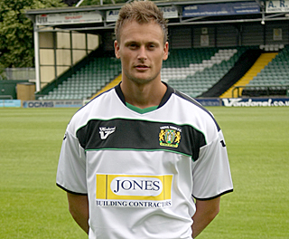 Yeovil Town Away Shirt 2010