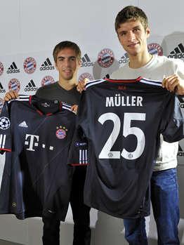 Bayern Munich Third Shirt 10-11