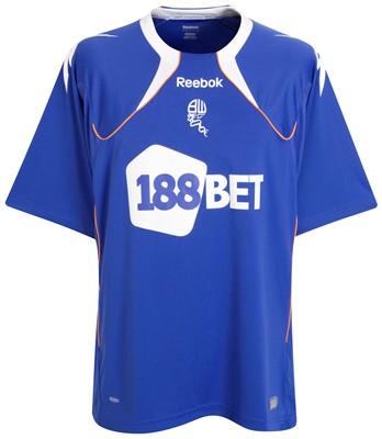 Bolton Away Shirt 10-11