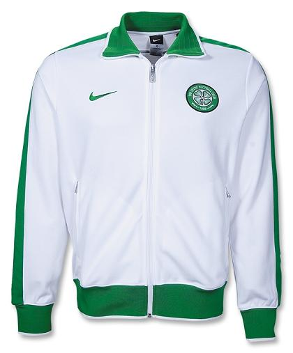 Celtic N98 White Jacket