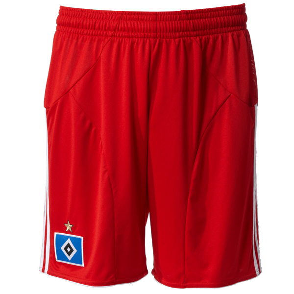 Hamburg Home Shorts 2010