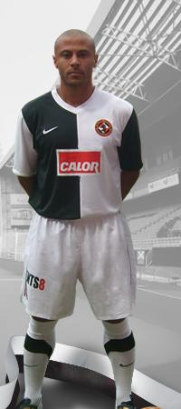New Dundee United Away Strip