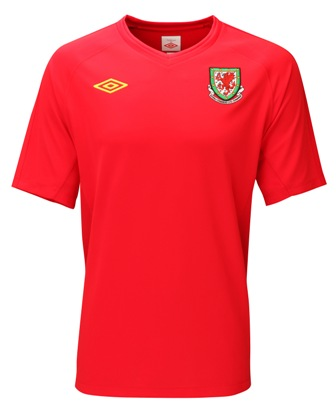 New Wales Kit 2010 Home
