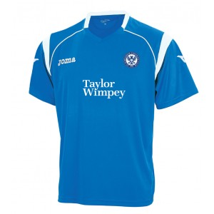 St.Johnstone home shirt