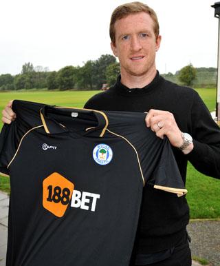 Wigan Black Away Kit