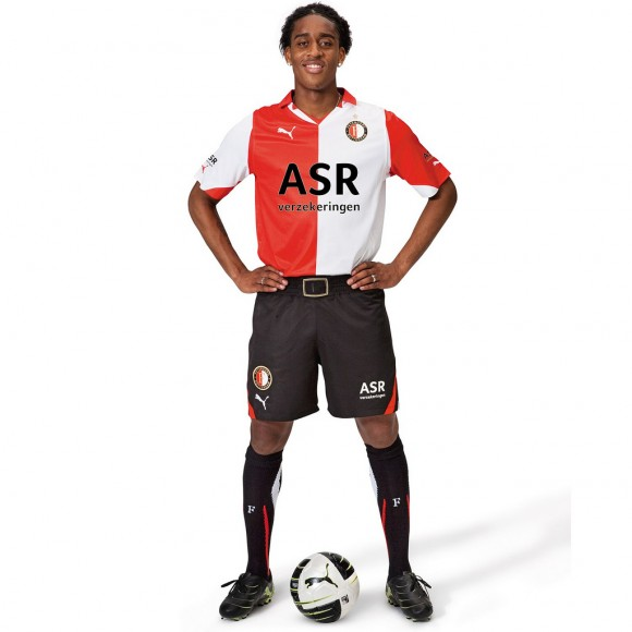 Feyenoord Home Jersey 10-11