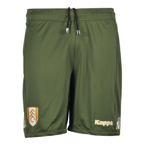 Fulham Green Strip Kappa