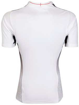 England Home Rugby Jersey 2010