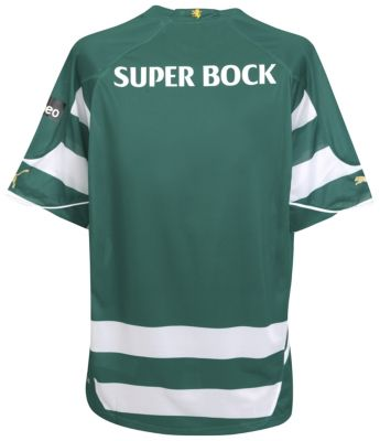 Sporting Lisbon Shirt 10-11