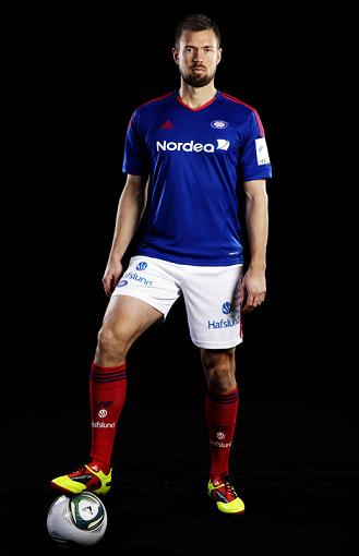 Valerenga Football Shirt 2011 Home