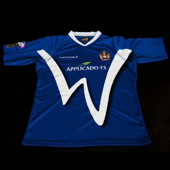 Wigan Warriors Away Shirt 2011