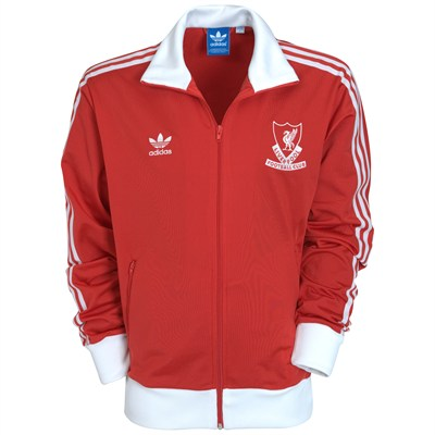 Adidas Originals Track Top , made for the Reds as part of Adidas