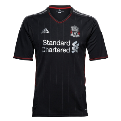 Grey Liverpool Jersey