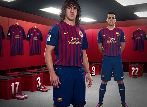 Here Are Some Photos Of The The New Barcelona Top 11 12