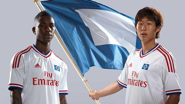 nuevas camisetas de equipos 2011/2012