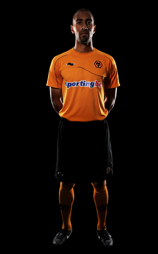 New Wolves Kit 2012