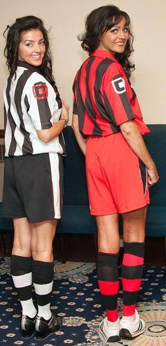 St.Mirren Home and Away Kit 2011-2012
