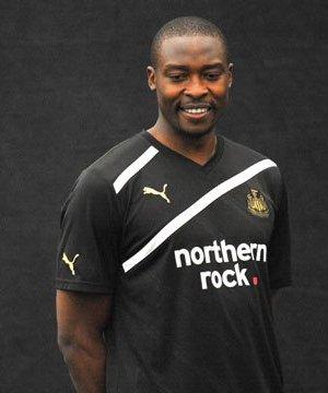 Black Newcastle Strip 2011-2012