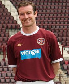 Hearts Jersey 2011