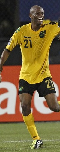 Jamaica Kit Gold Cup 2011